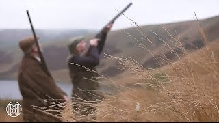 Pheasant and Partridge Shooting at Upperwood Estate