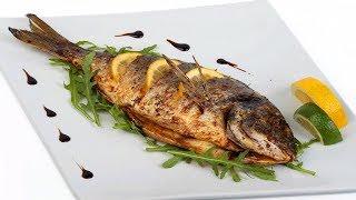 Жареная Рыба с Хрустящей Корочкой без Костей/ Fried Fish / Простой Рецепт