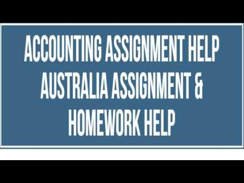 Accounting assignment help !PLEASE?