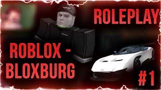 BLOXBURG #1-Kupic Starter Pack? (46/365) Let's play Roblox-new modes/True Mom Spolszczenie