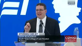 American Enterprise Institution: Panel on Severability in new Obamacare Challenge
