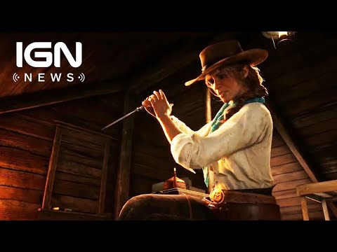 Red Dead 2 Dev Switches to Optional Overtime Following Controversy - IGN News