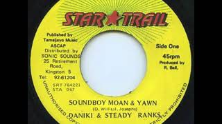 DONIKI - Soundboy Moan & Yawn (Tempo Riddim)