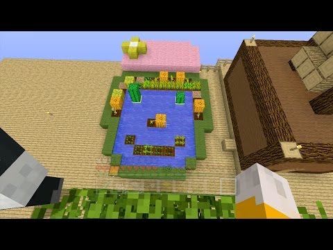 Minecraft Xbox - Sky Den - Pretty Alien (24)