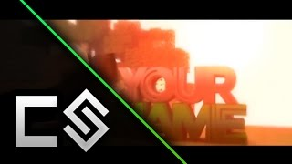 [FREE] MINECRAFT iNTRO TEMPLATE ➽ CAPTAINSHADOW #9