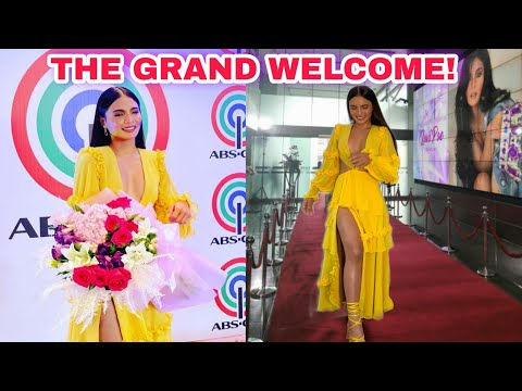????IT'S OFFICIAL!LOVI POE IS NOW A KAPAMILYA!ENGRANDENG CONTRACT SIGNING SA ABS-CBN ! -  (2020)