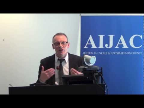 Prof. Alan Johnson On The Peace Process Challenges Awaiting The New Israeli Government