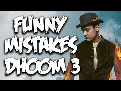 Everything Wrong With Dhoom 3 Movie |...