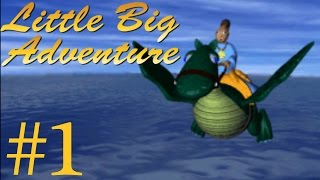 Little Big Adventure (Enhanced Edition) Walkthrough  part 1