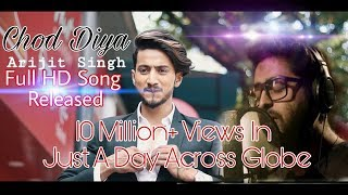 Chhod Diya | Arijit Singh | Song Released | Bazaar Movie | Full HD 1080 Song