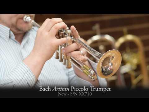 Vincent Bach Artisan Piccolo Trumpet
