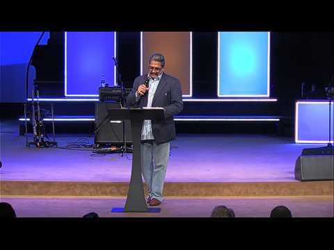 Living Word Conference 2015 - Chaplain Bobby Mecado 1