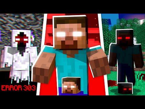 Minecraft MAS temos as RAÇAS AMALDIÇOADAS! #13 👾👹💀