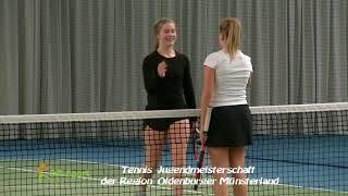 18 01 14 Tennis Regionsturnier Jugend Movie