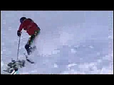 Extreme Freeskiing | Crested Butte Colorado