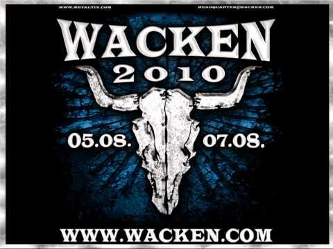 U.D.O. - Heavy Metal Wacken Open Air Hymne 2010