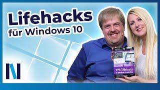 Effizienter mit dem PC arbeiten: Praktische Lifehacks für WINDOWS 10 und Office (Tipps & Tricks)