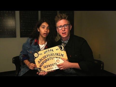 'The Tyler Oakley Show': Ouija Board with Alessia Cara