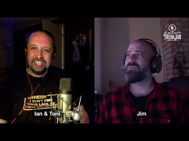 Radio FreakJam: Meet The Freaks - Jim Taylor