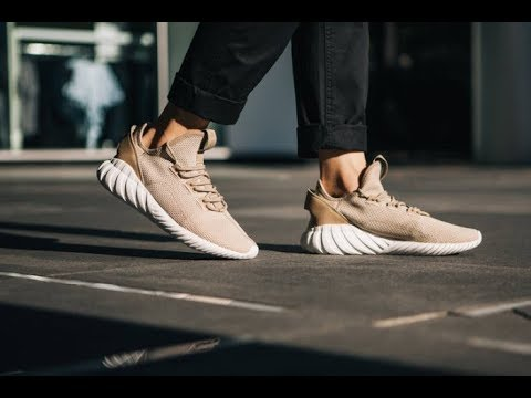 01641aa9963f Unboxing Review sneakers Adidas TUBULAR DOOM SOCK BY3562 - YouTube