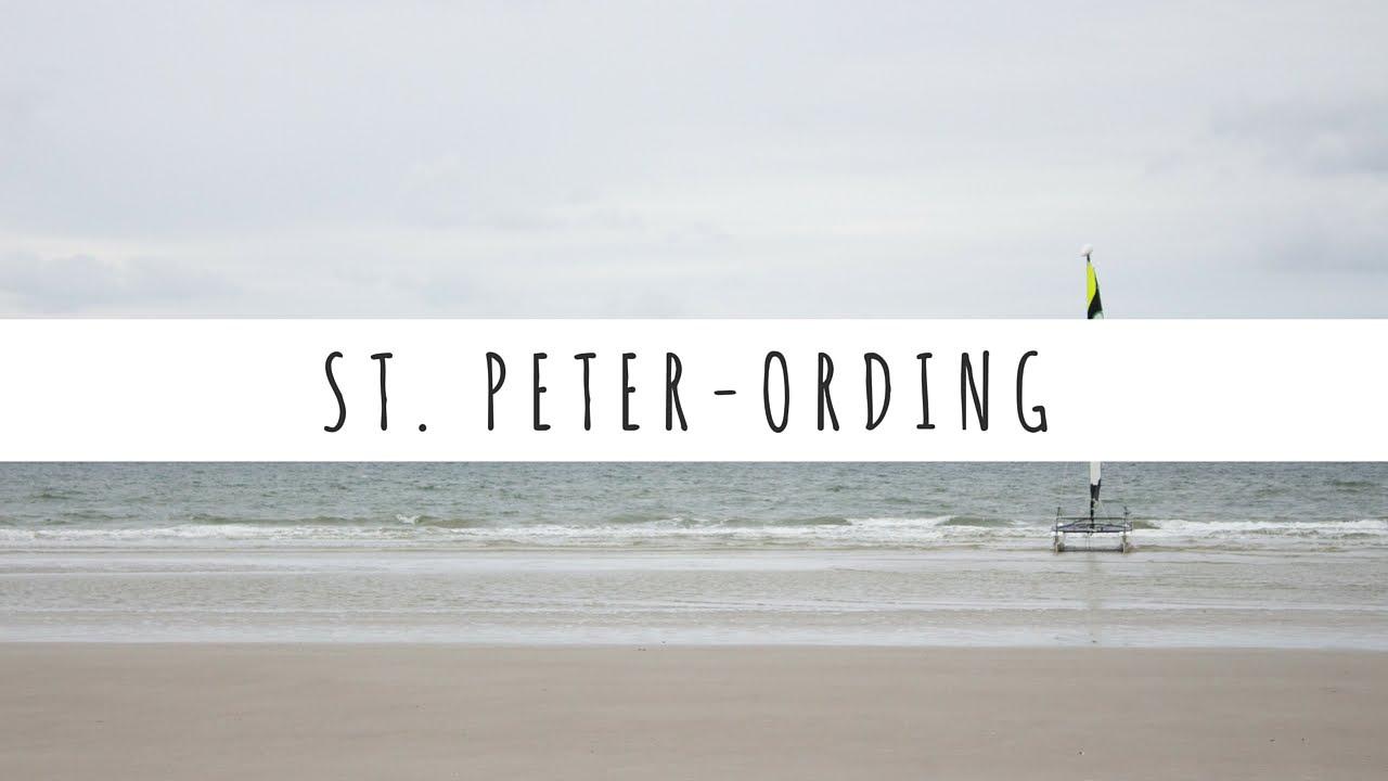 ein tag am strand von st peter ording travel marsm dchen youtube. Black Bedroom Furniture Sets. Home Design Ideas