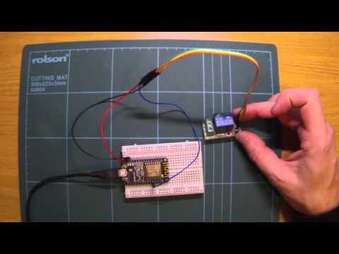 hook up esp8266 to arduino