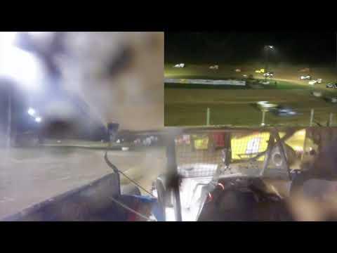 Dayton Brewer Bullring Challenge | Woodhull Raceway 9-30-17