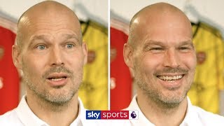 EXCLUSIVE! Freddie Ljungberg's first interview as Arsenal caretaker manager
