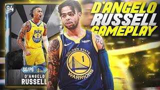 *new* Moments Diamond D'angelo Russell Gameplay! He Has Ice In His Veins! Nba 2k20 Myteam