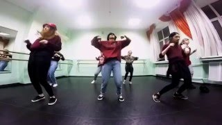 Busta Rhymes- Bounce  Hiphop  Dance