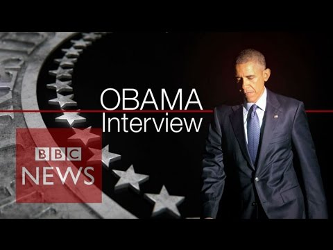 President Barack Obama (FULL) Interview - BBC News