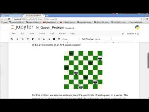 Solve the N-Queen Problem with Python