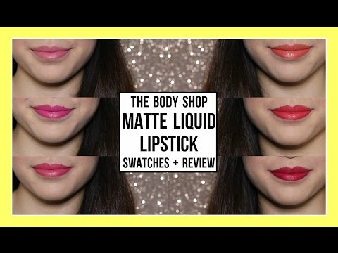 *giveaway-closed*-the-body-shop-matte-liquid-lipstick-lip-swatches-&-review- -trishhyoungg