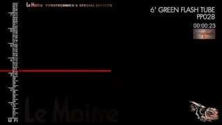 PP028 - ProStage II - Flash Tube - Green