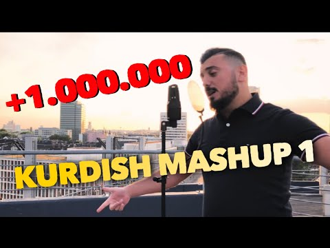 KURDISH MASHUP VOL. 1 - YASIN YILDIZ | HALAY ► prod. halilnorris Official Video