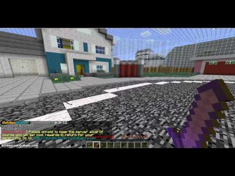 Minecraft: Call Of Duty Blackops N00B!: Commander in Chief (Episode 2, Season 1)