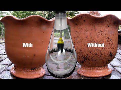 Pressure washer spray guard / spray shield from Kranzle