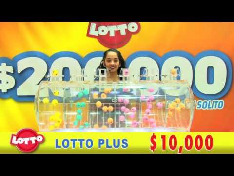 Sorteo Lotto 1821 15-JUN-17
