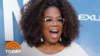 Oprah Winfrey Kicks Off Star-Studded 2020 Vision Tour  TODAY