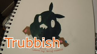 Trubbish-Pokemon Drawing