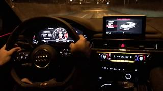 2018 Audi S5 Coupé - Night Drive