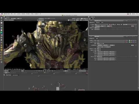 Image Engine use of NUKE on District 9 - part 1 of 2