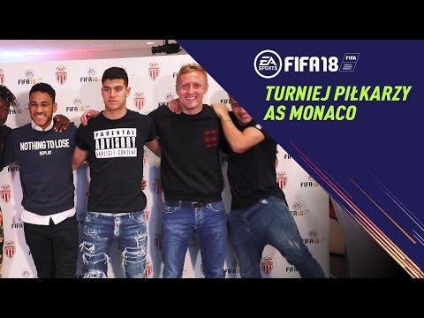 FIFA 18 - turniej piłkarzy AS Monaco