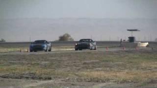 ZR1 Z06 drag race