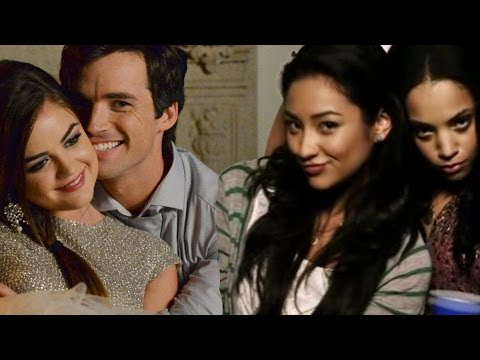 4 Best Pretty Little Liars Ships Of All Time