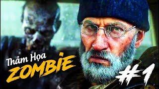 OVERKILL's The Walking Dead #1: TRÁI ĐẤT GIỮA THẢM HỌA ZOMBIE !!!