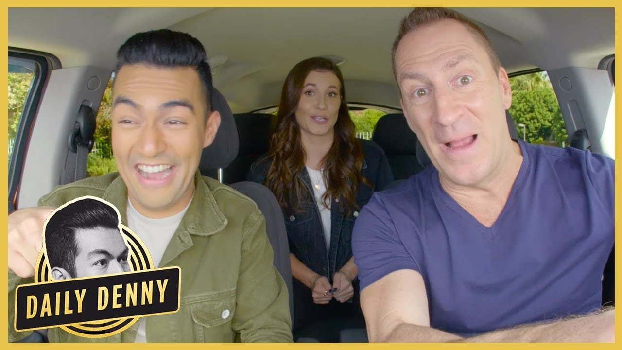 Debunking Cash Cab Myths With Host Ben Bailey Dailydenny Youtube