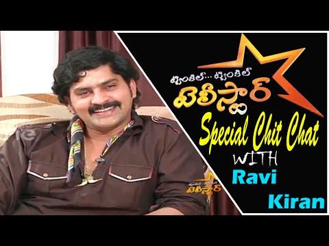 Telugu Tv Star Ravi Kiran Special Chit Chat | Twinkle Twinkle Tele Star | Studio One