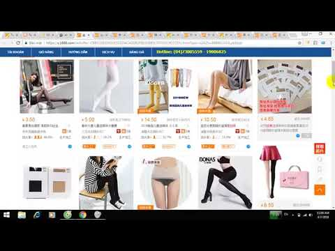 Hướng dẫn chi tiết cách tìm sản phẩm hot trend trên 1688.com | Foci
