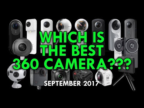 TWENTY ONE 360 CAMERAS COMPARED: Which Is The Best?